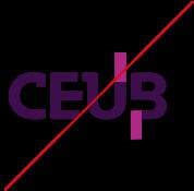 logo CEUB - Uso incorreto - Aplicar efeitos